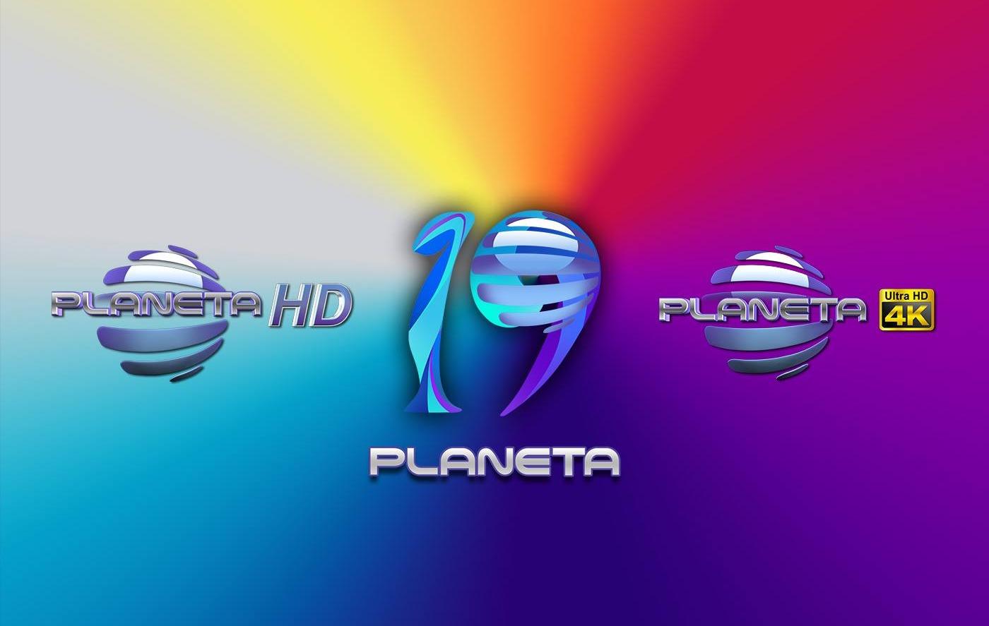 """Телевизия """"Планета"""" посреща 19 с ново лого и визия"""